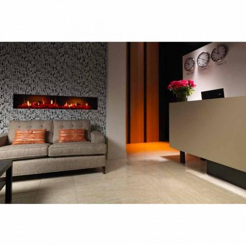 semineu electric, built-HD ecran LED și Edinburgh dublă
