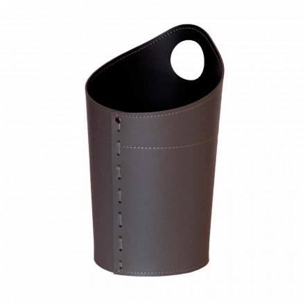 Husă de hârtie reciclată din piele manuală Ambrogio