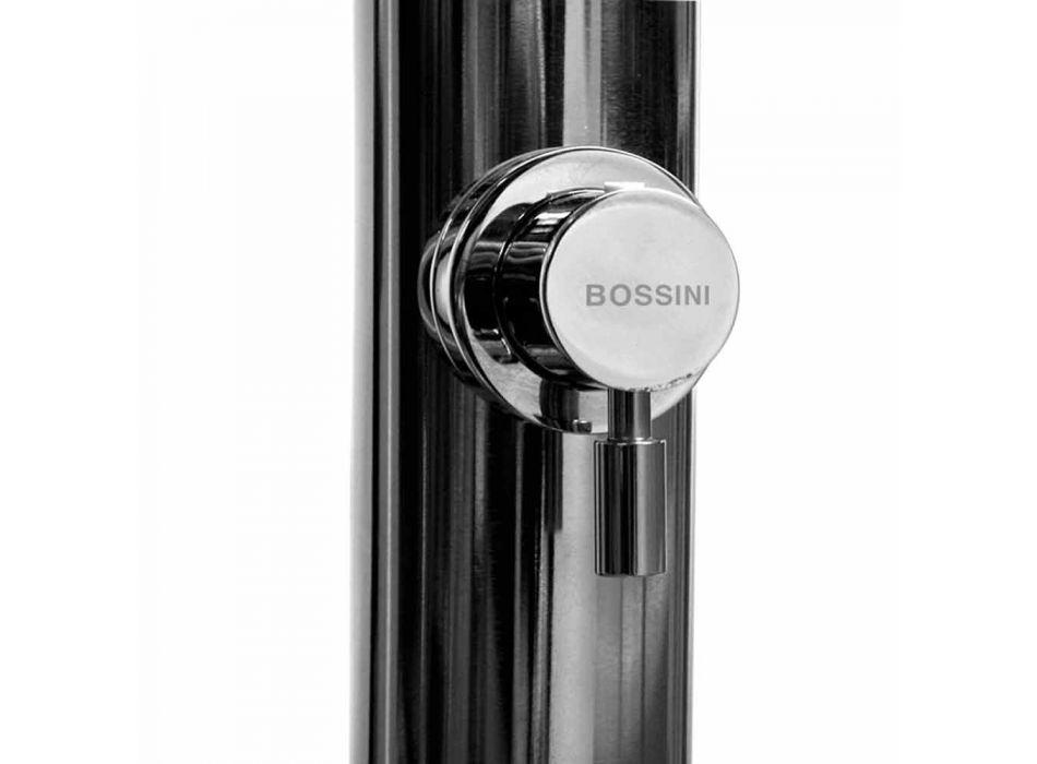 cabină de duș modernă Coloana cu putere pe teren Bossini Twiggy
