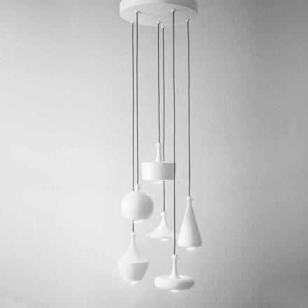 Lămpi de proiectare a suspensiei - Lustrini Aldo Bernardi