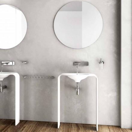 Compoziție modernă pentru băi de baie, fabricată în Italia, Siena