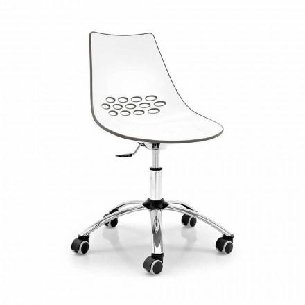 Connubia Calligaris Jam moderne pivotare scaun de birou, 2 piese