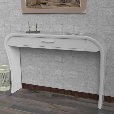 Consola modernă cu sertar din Italia, Gambara