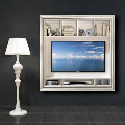 Mirko suport pentru televizoare cu plasmă pe perete, din lemn