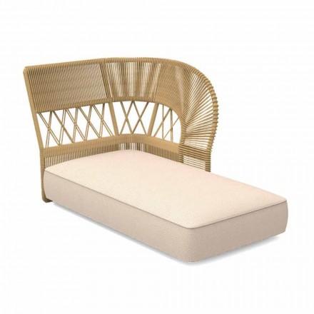 Canapea extensibilă în șes și șes, cu canapea - Cliff Decò by Talenti