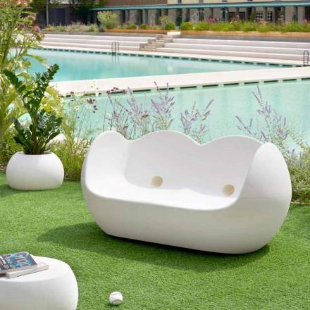 Canapea în aer liber de înclinare Diapozitiv Design modern, realizat în Italia