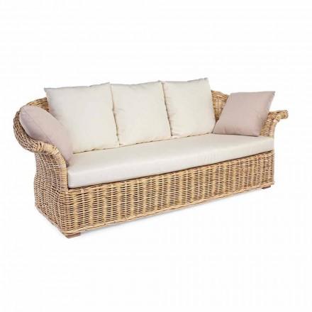 Canapea cu stil etnic interior sau interior Exterior 2 sau 3 locuri Homemotion - Fermin