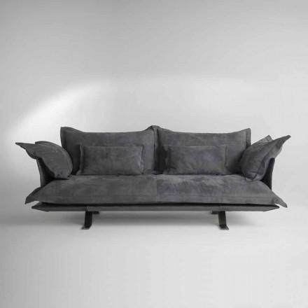 Design canapea Modern Shita piele, 170, 220 sau 250 cm