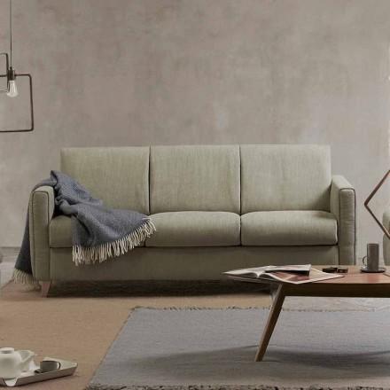 Canapea de design modernă din țesătură fabricată în Italia Filippo
