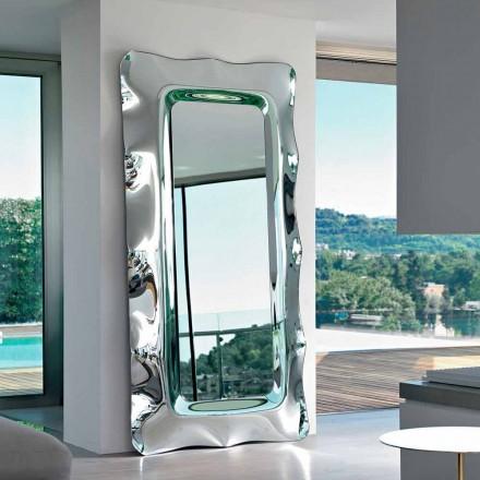 Fiam Italia Dorian 202x105cm podea oglindă / perete Made in Italy