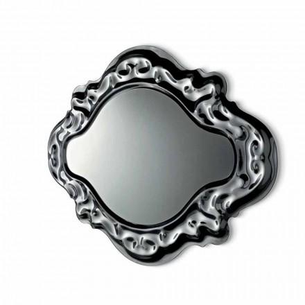 Fiam Veblèn Nouă oglindă de perete cu design modern, fabricată în Italia