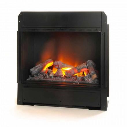 vatră electrice sau de podea încastrate York 56-600