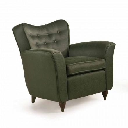 Fratelli Boffi Leonie design scaun tapitat, înapoi capitonnè