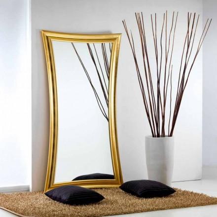 podea oglindă mare / perete modern de inima de design, 110x197 cm