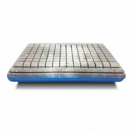 Pernă în Memory Xform și Memory AirSense 12 cm înălțime Made in Italy - Pullover