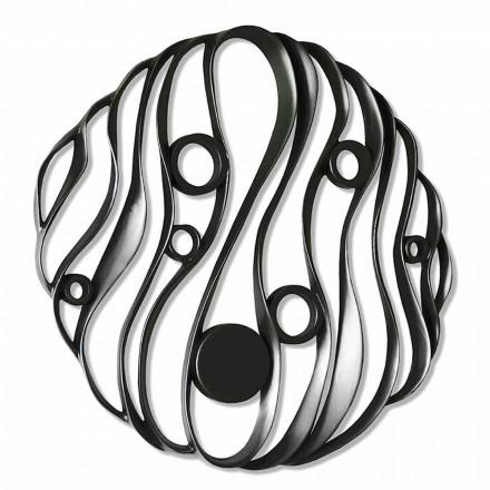 Instalare perete Design modern în ceramică perforată Made in Italy - Desta