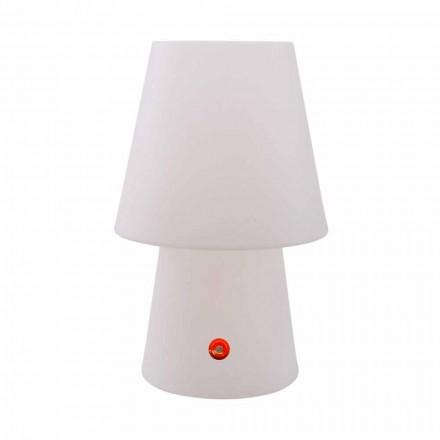 Lampă LED reîncărcabilă din polietilenă pentru interior sau exterior - Fungostar