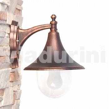 Lampa de perete din aluminiu turnat în Italia, Anusca