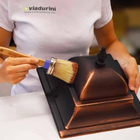 Lampă de exterior pentru exterior din aluminiu turnat din Italia, Anusca