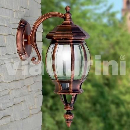 Lampă de perete din aluminiu, produsă în Italia, Anika