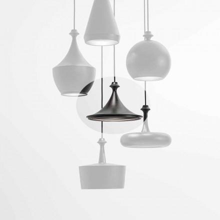 Lampă cu suspensie ceramică - Lustrini L1 Aldo Bernardi