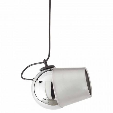 Pendant design metal lampă Magnet - Toscot