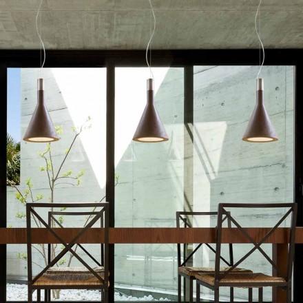 Lampa din pastă de ciment Palnie Aldo Bernardi