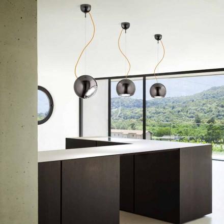 Lampa de suspensie ceramică Globo Aldo Bernardi