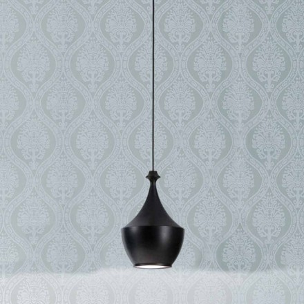 Lampa de suspensie în ceramică Lustri 3 Aldo Bernardi