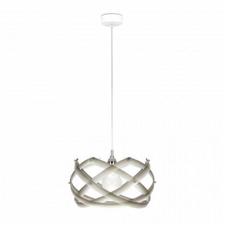 Suspensie metacrilat Lampă cu decență, diam.40 cm, Vanna