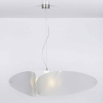 pandantiv lampa metacrilat moderne, cu diametrul de 116 cm, Taire