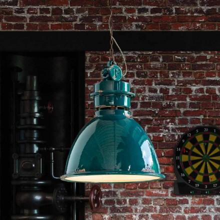lampă de suspensie industriale de design artizanale Katie
