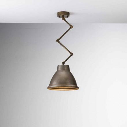 lumina de perete industriale Fier Loft mici Il Fanale
