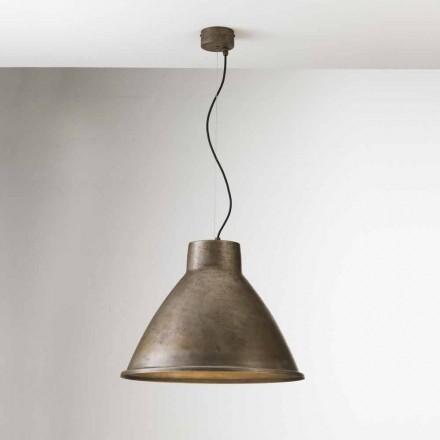 suspensie Lampa industriale Vintage Loft Great Il Fanale