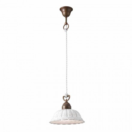 libertatea pandantiv lampa ceramica Ø22 Anita Il Fanale