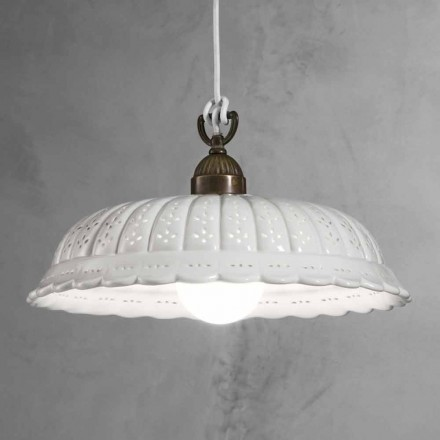 libertatea pandantiv lampa ceramica Ø42 Anita Il Fanale