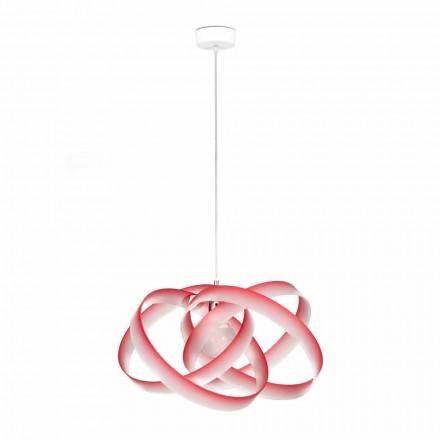pandantiv lampa contemporan în Ferdi metacrilat, diametru 56 cm
