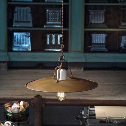 Agățat lampă artizanale stil industrial Ferroluce