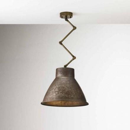 lampă de agățat stil industrial Loft Media Il Fanale