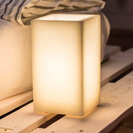 Lampa Abat-jour în Ceară parfumată de diferite culori, fabricată în Italia - Dalila