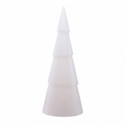 Lampă de podea modernă, albă, roșie sau verde pentru interior sau exterior - Alberostar