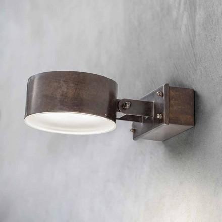 Lampa de perete din alamă fabricată în Italia - Acelum Aldo Bernardi