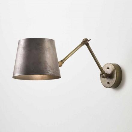 Reporter industriale Lampă de perete reglabil Il Fanale