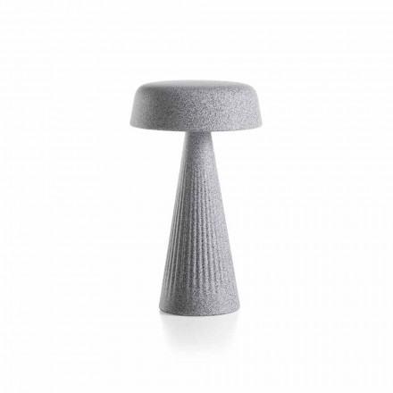 Lampă de masă cu structură din polietilenă Made in Italy - Desmond