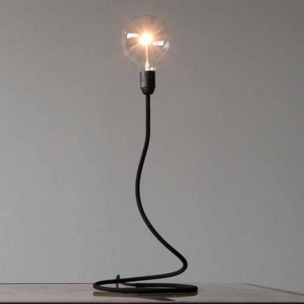 Lampă de masă cu structură din cupru Design modern Fabricat în Italia - Minim