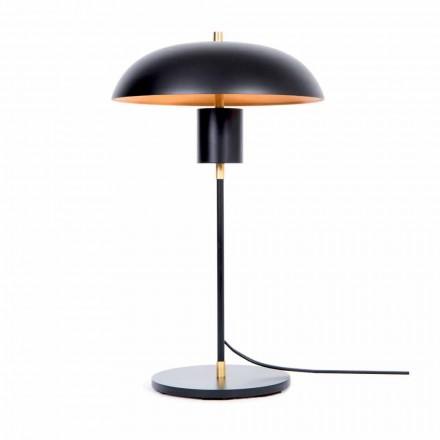 Lampă de masă Artisan Design din fier și aluminiu Fabricat în Italia - Marghe