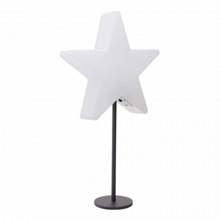 Lampă de masă cu design modern, stea cu sau fără piedestal - Littlestar