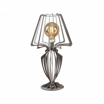 Lampa de masă din fier de design modern fabricată în Italia - Giunone