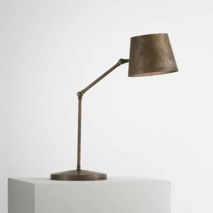 Reglabil lampă de masă industriale Il Fanale Reporter