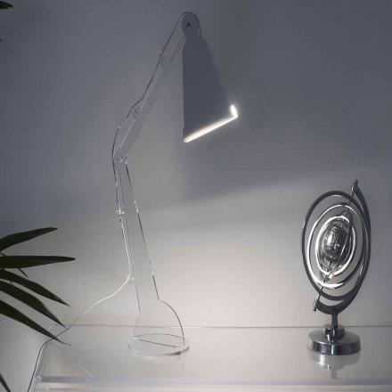 Tecno stil / lampă de lectură cu lumină LED, Flero